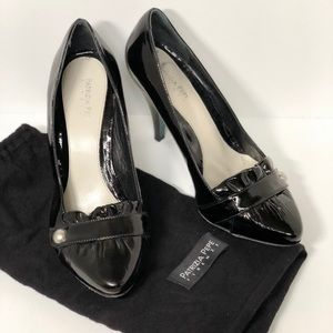 Patrizia Pepe Patent Leather Heels
